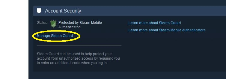 how to add another steam account