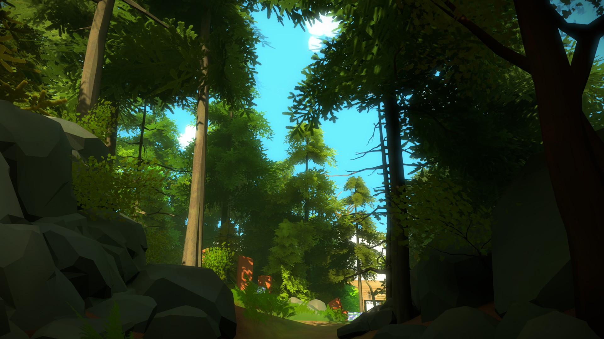 Steam munity Guide All The Witness backgrounds available in HD