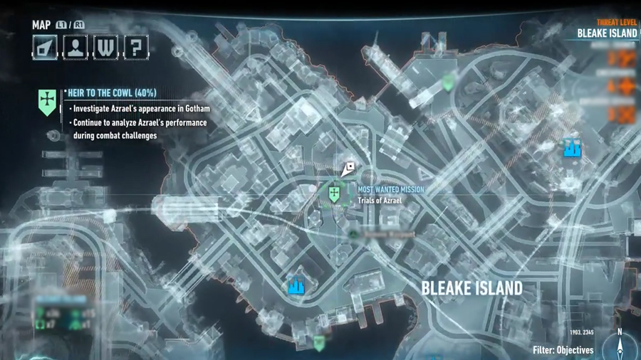 Steam Community Guide Heir To The Cowl Locations