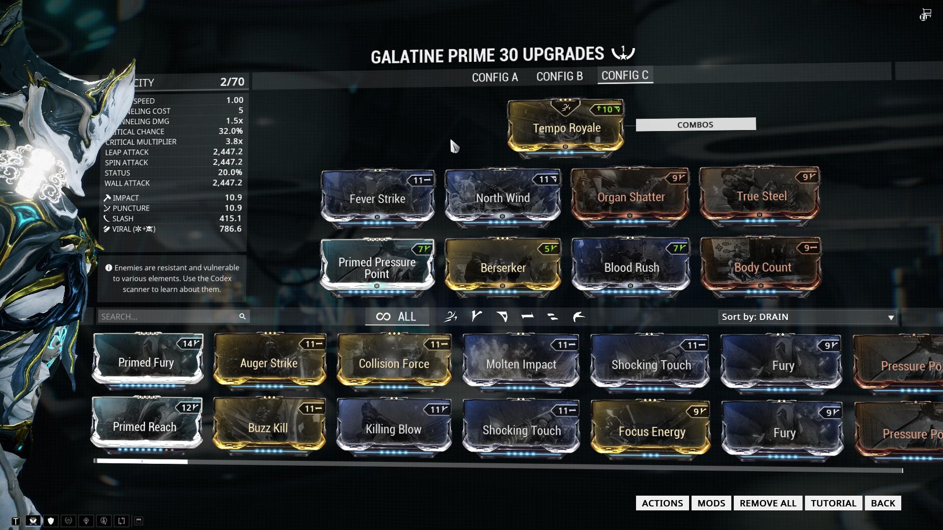 Steam Community :: Guide :: Galatine Prime - Complete Guide
