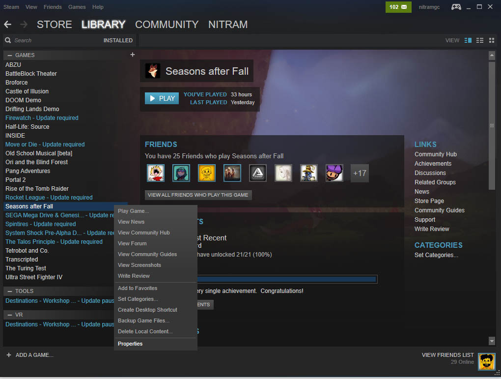 large steam groups games