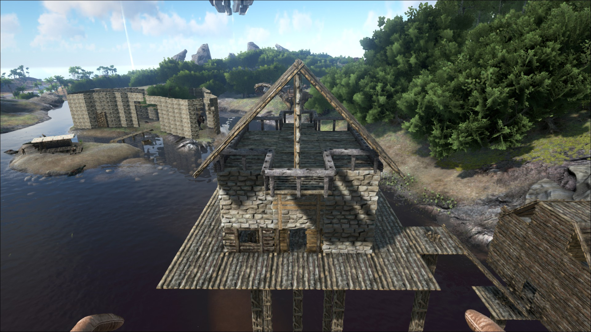 Steam Community :: Guide :: Creating Pitched Roofs