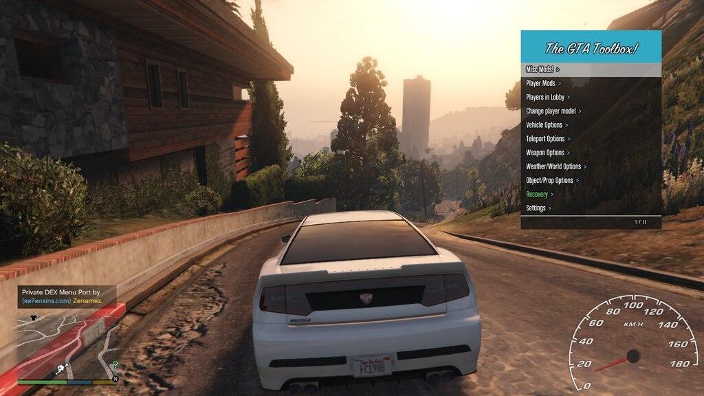Steam общност :: Снимка :: GTA V mod menu which I have personally