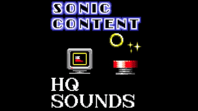 Steam Workshop :: HQ Sounds for Sonic Ring + Speed Box