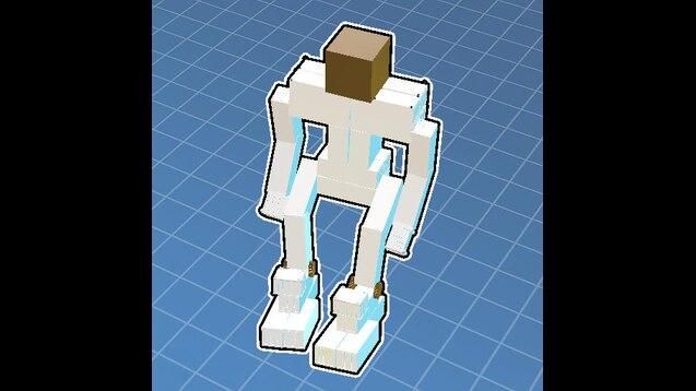 steam workshop ice robot