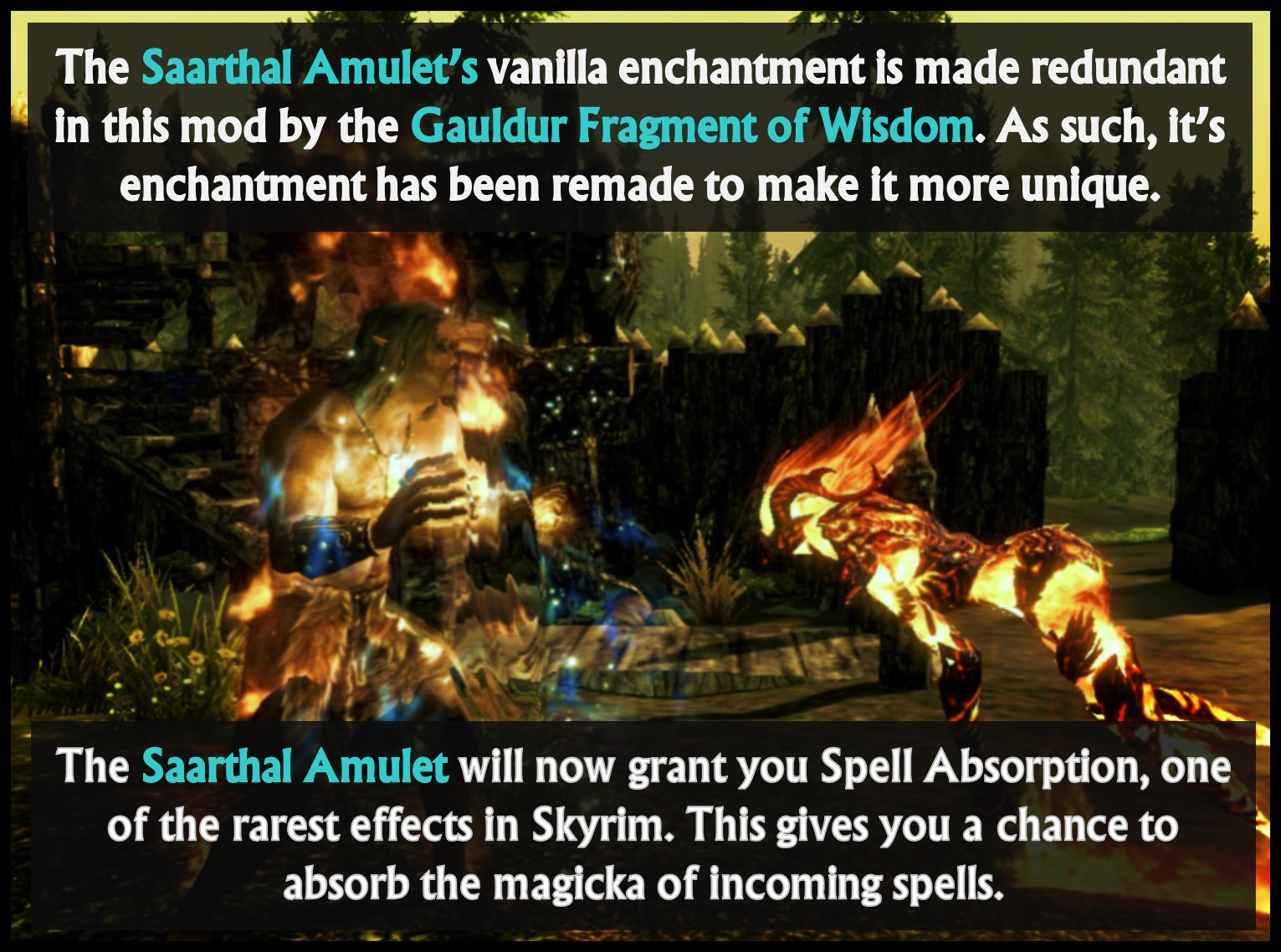 Steam Workshop :: Gauldur Amulet Improved