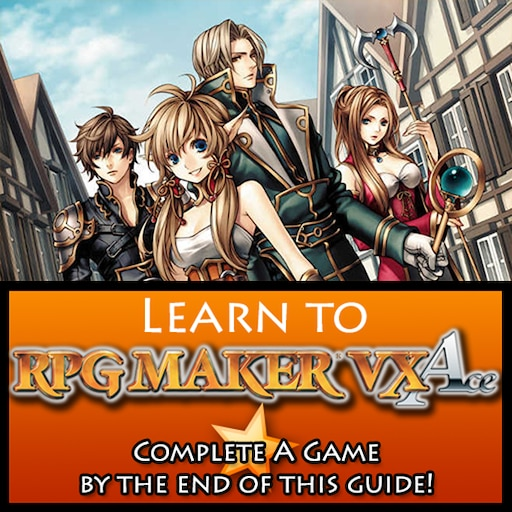 Steam Community :: Guide :: Learn to RPG Maker II: Enhancing