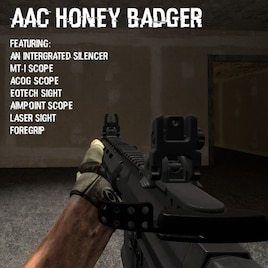 Steam Community :: [CW 2 0] AAC Honey Badger :: Comments