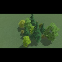 Minecraft Forestry Orchard