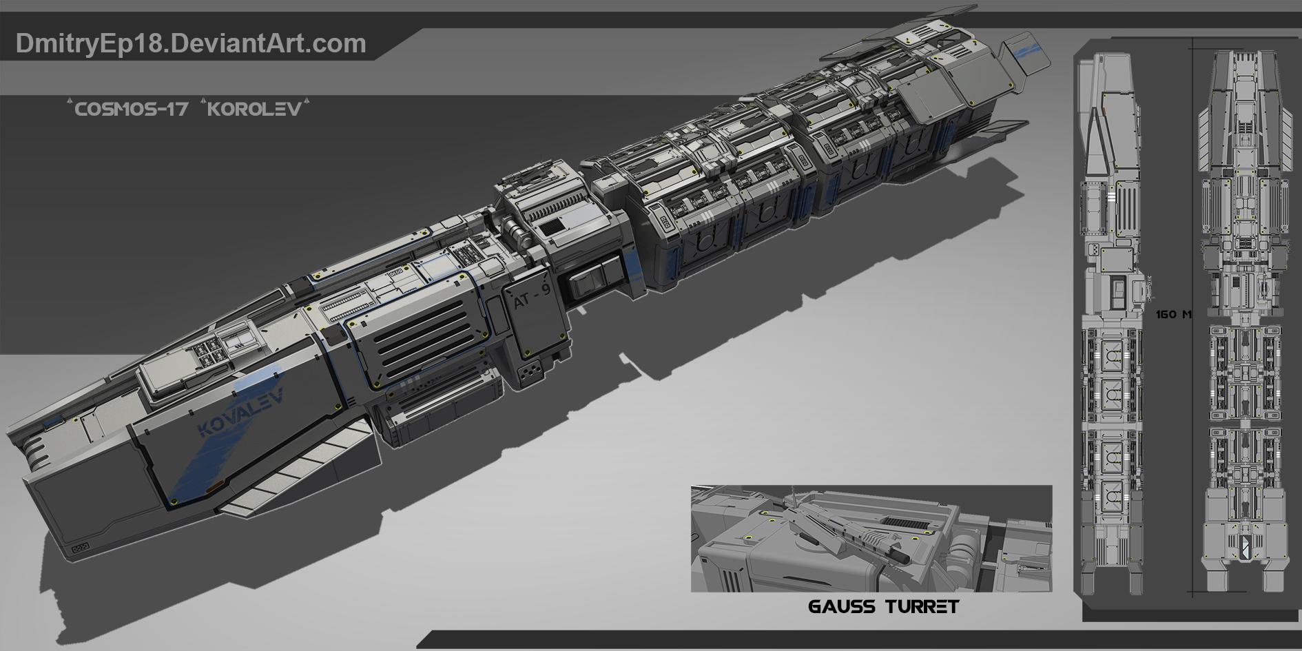 Steam Community Guide Ship Concept Arts Vault