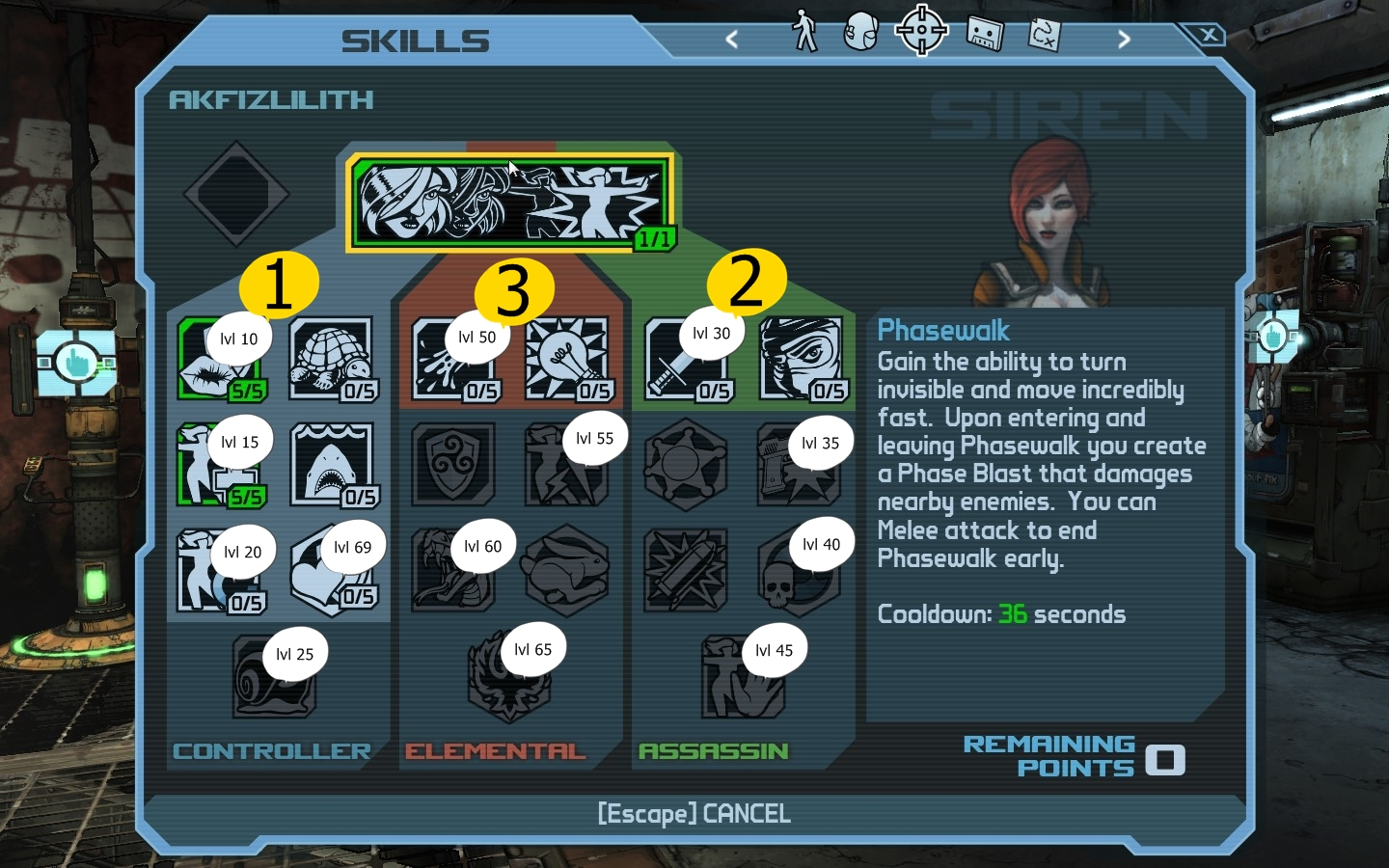 Steam Community Guide Borderlands Skill Tree Plan For all 4 Classes