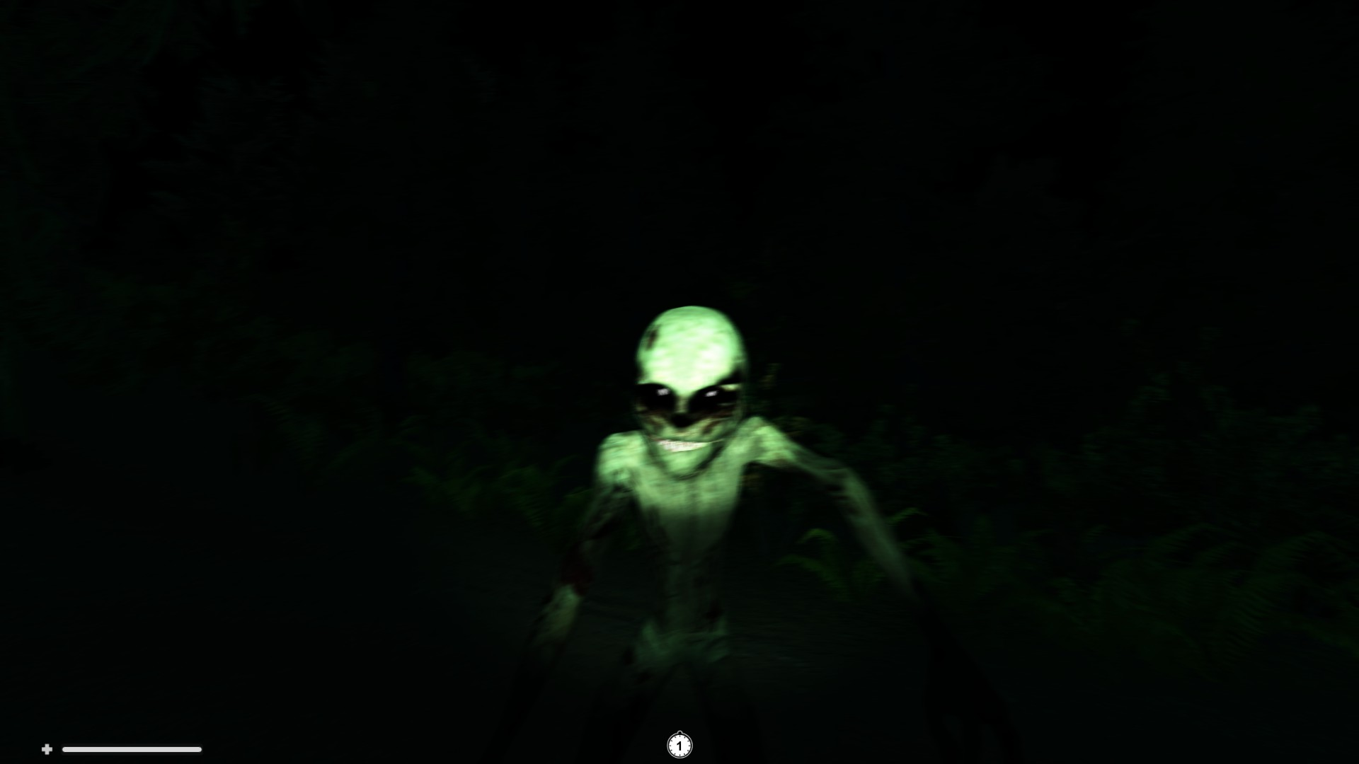 rake creature screenshot
