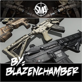 Steam Workshop :: Specialist Military Arms (SMA) Version 2 7 1