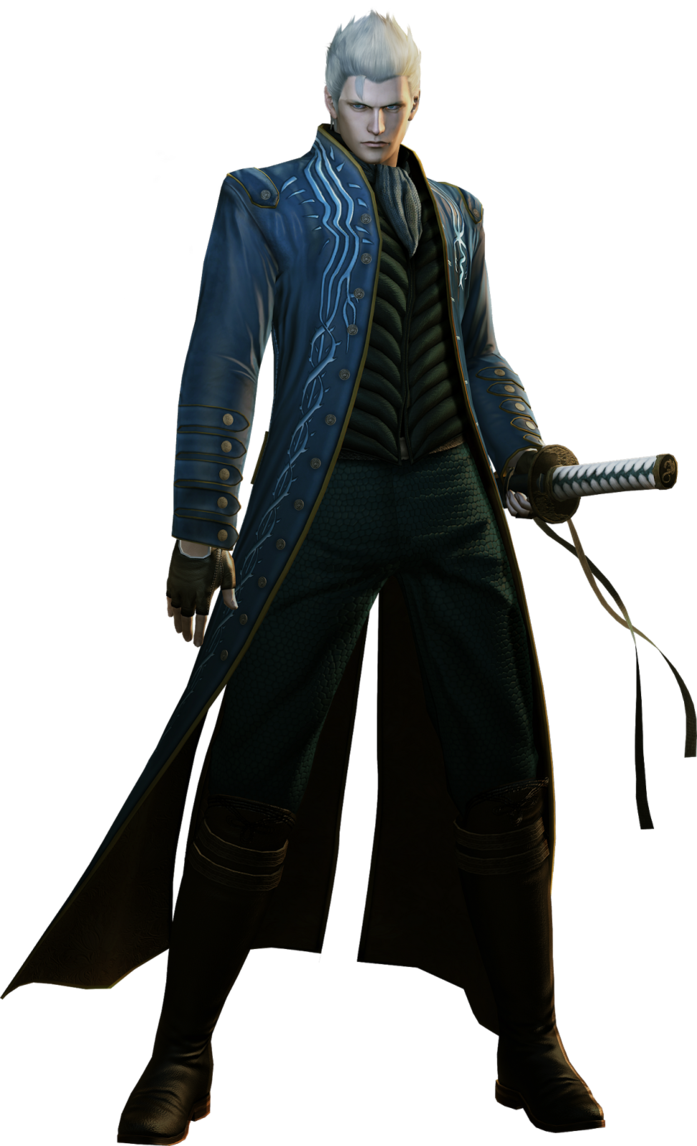 devil may cry 4 special edition vergil story mode