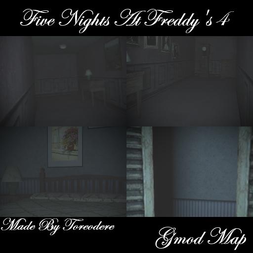 Steam Workshop :: Five Nights At Freddy's 4 Gmod Map