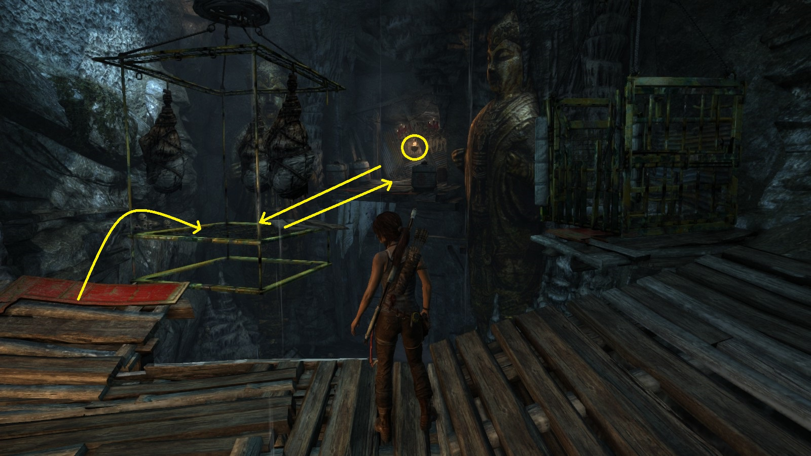 Tomb Raider: Complete All Optional Tombs image 13