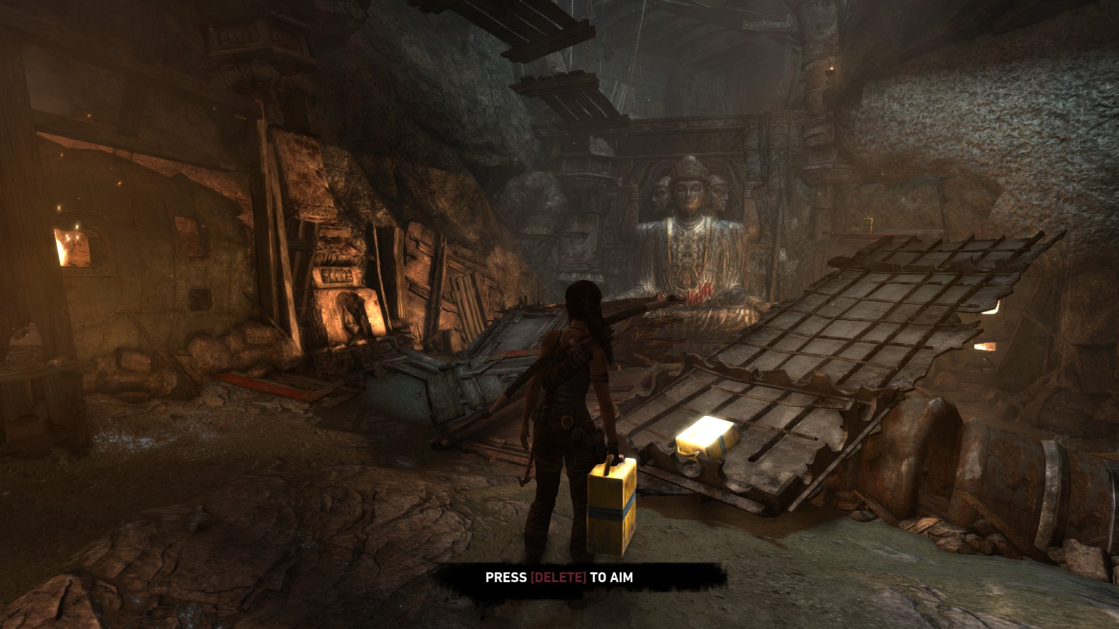 Tomb Raider: Complete All Optional Tombs image 85