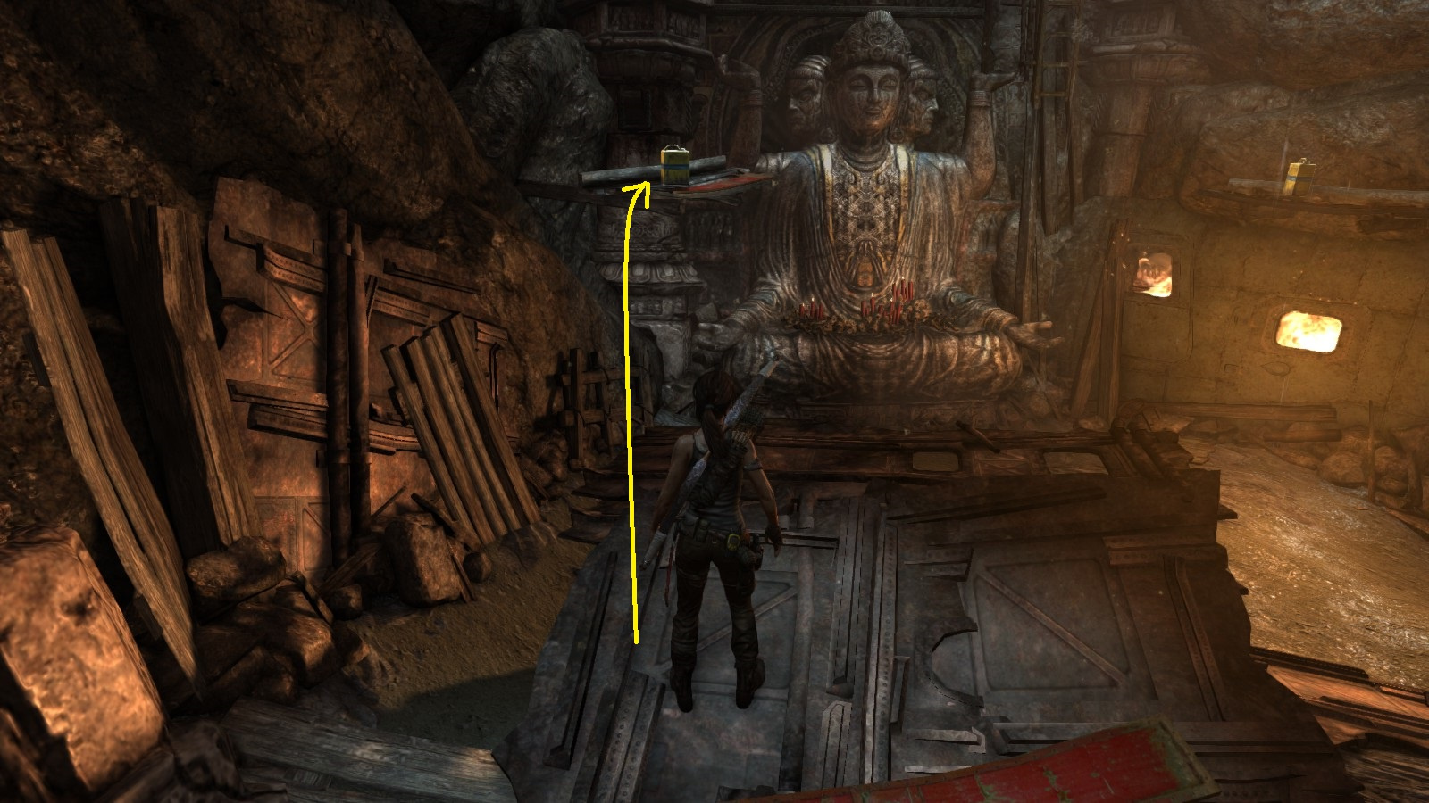 Tomb Raider: Complete All Optional Tombs image 86
