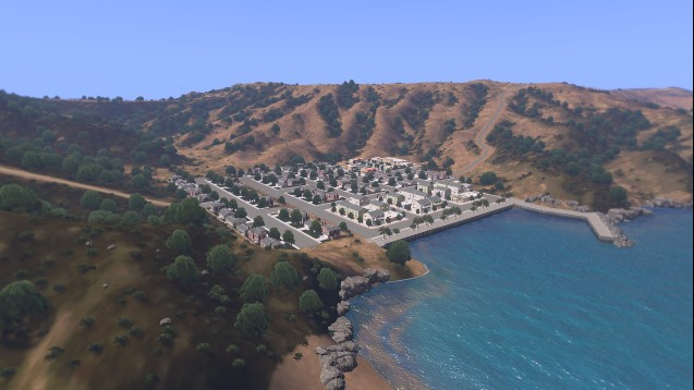 Steam Workshop Santa Catalina Island USA - Arma 3 us maps