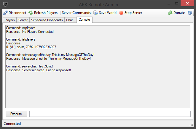 Steam Community :: Guide :: RCON Server Administration
