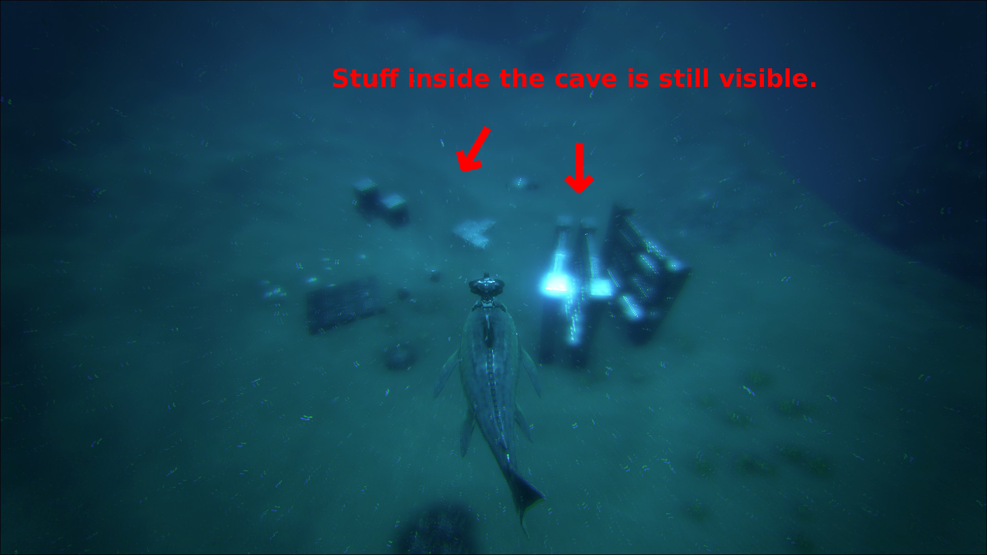 Steam Community :: Guide :: Underwater Caves on 'The Island': All