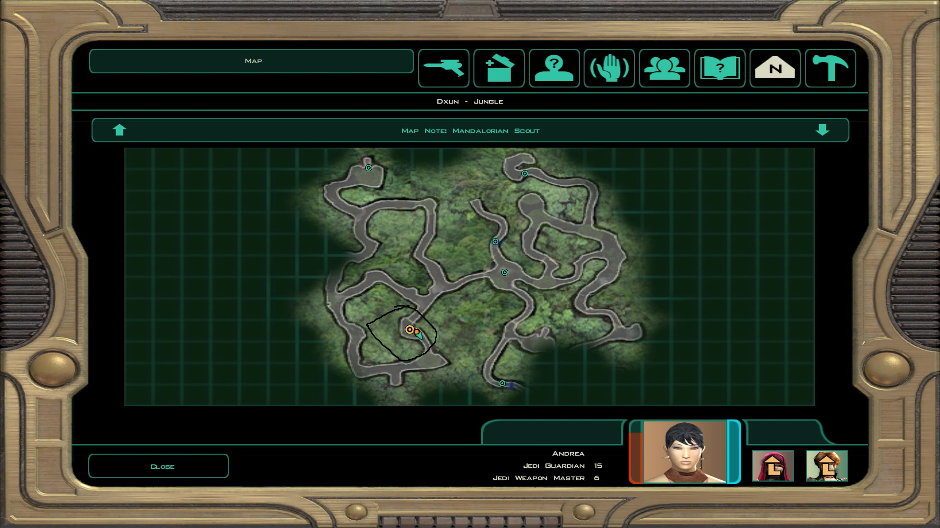 Steam Community Guide Andreas Complete KOTOR II Achievement - Star wars old republic us map