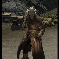 Craftable Cultist armor *Dragonborn DLC*画像