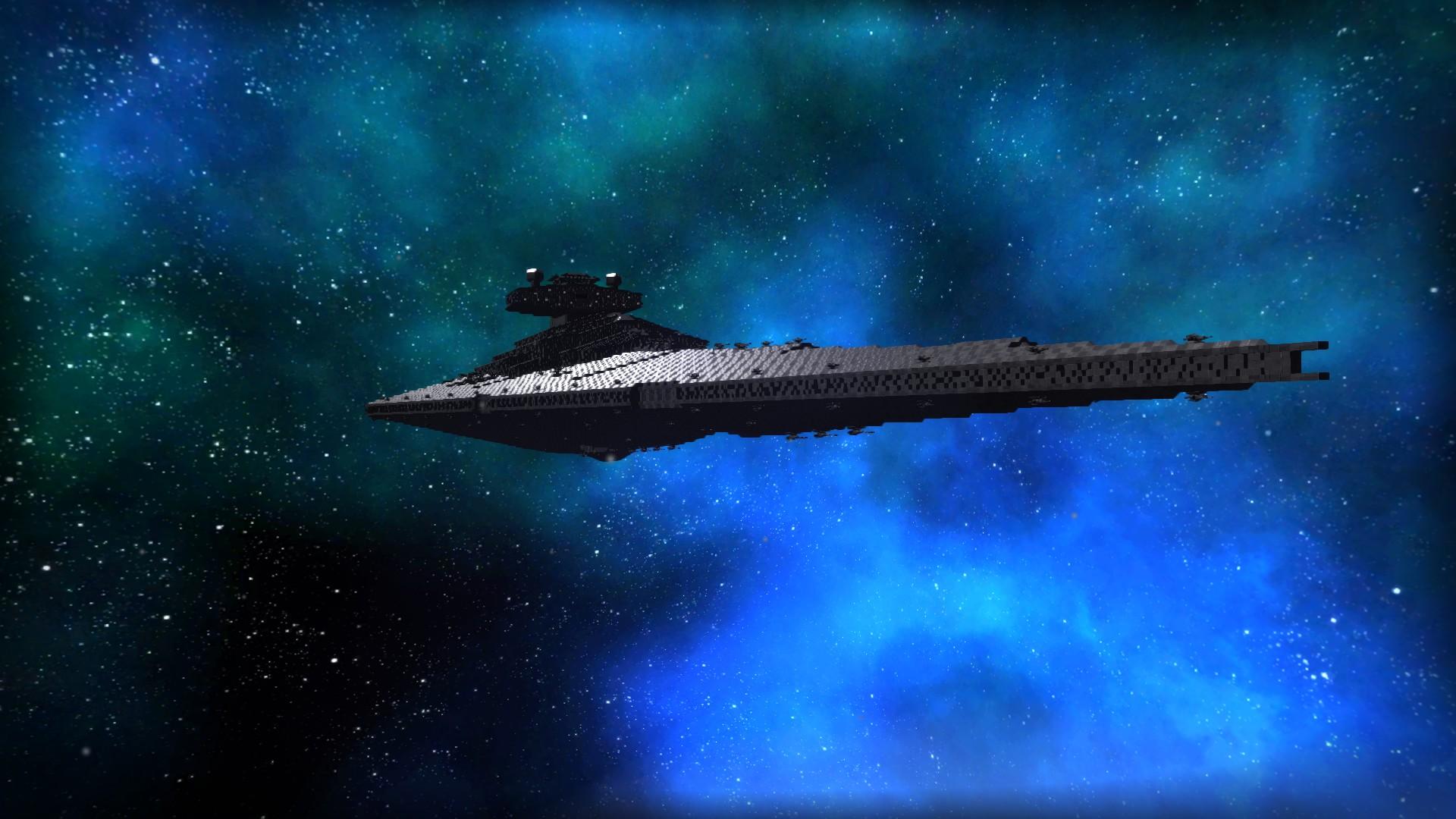 Steam workshop star wars star destroyer blueprint capital vessel malvernweather Image collections