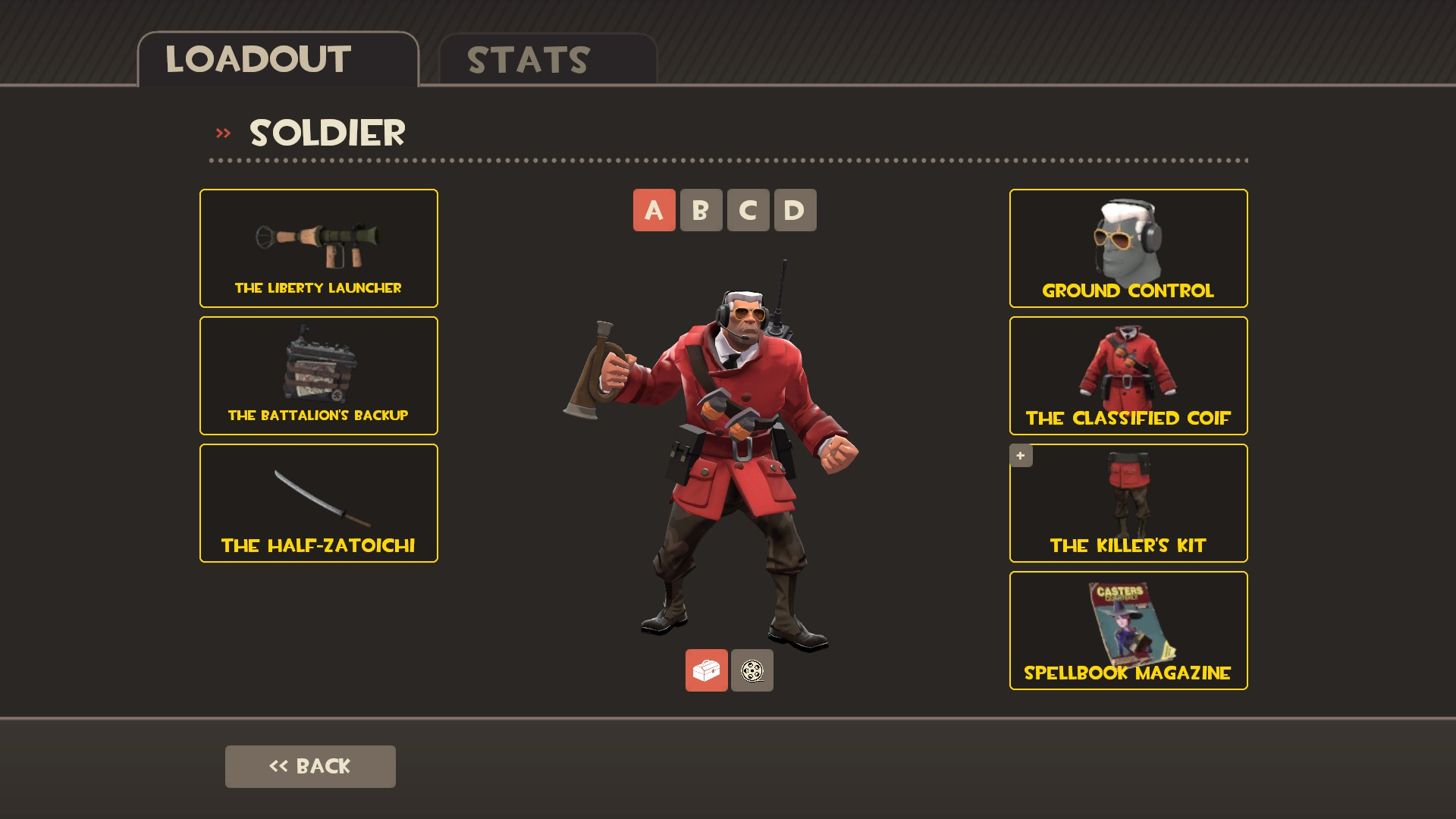 Steam Community :: Guide :: Metal Gear Solid Loadouts
