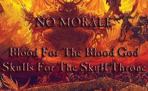 Total war: warhammer - blood for the blood god download free download