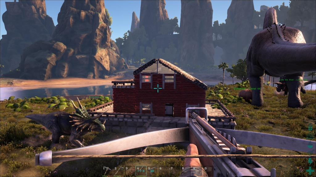 Steam Community Screenshot Ark House Design