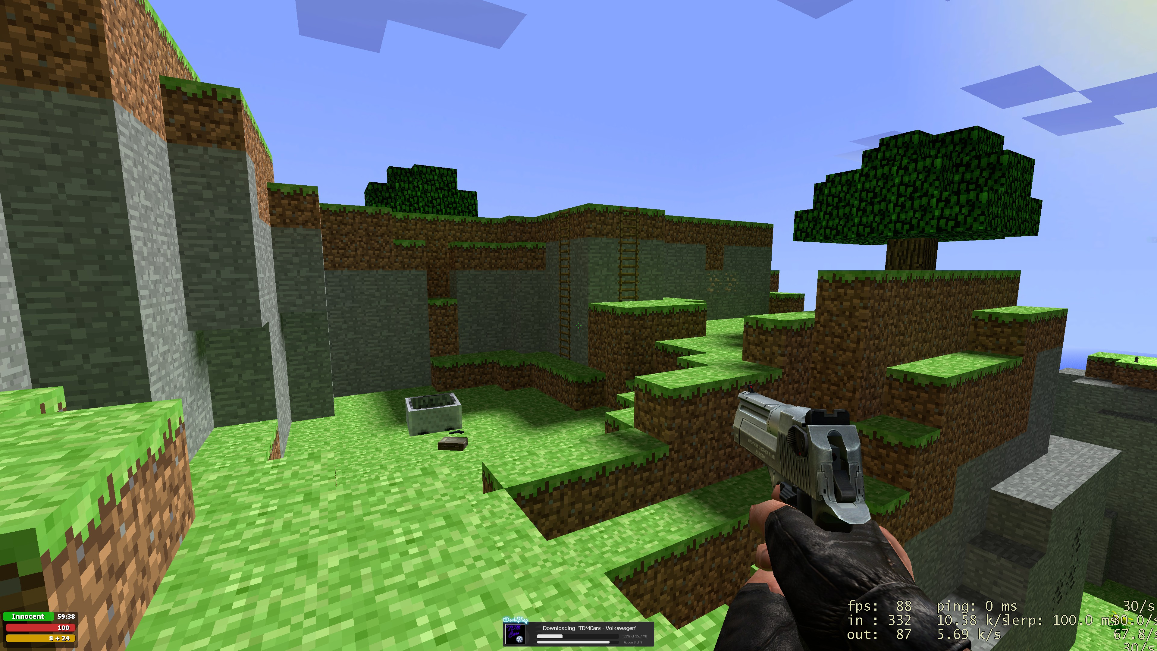 Steam Community Guide Secrets In Some TTT Minecraft Maps - Minecart minecraft teleport to player
