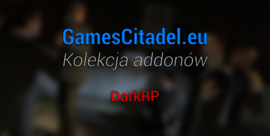 Steam Workshop :: GamesCitadel eu - DarkRP