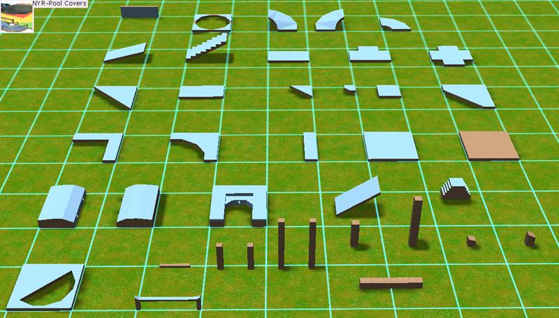 Steam Community :: Guide :: My RCT3 Custom Scenery List