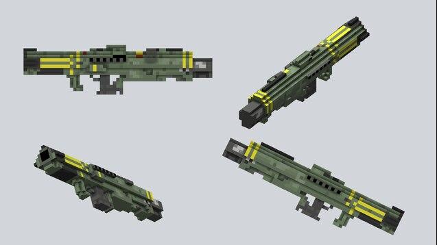 Steam Workshop :: DOOM Rocket Launcher