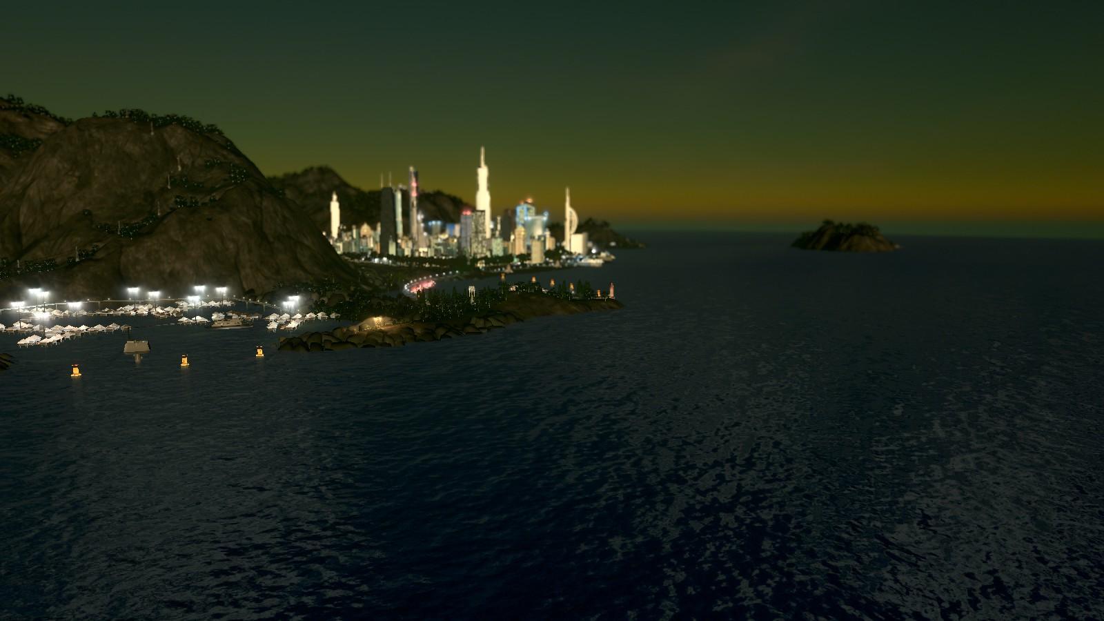Steam 창작마당 Paradise City Content