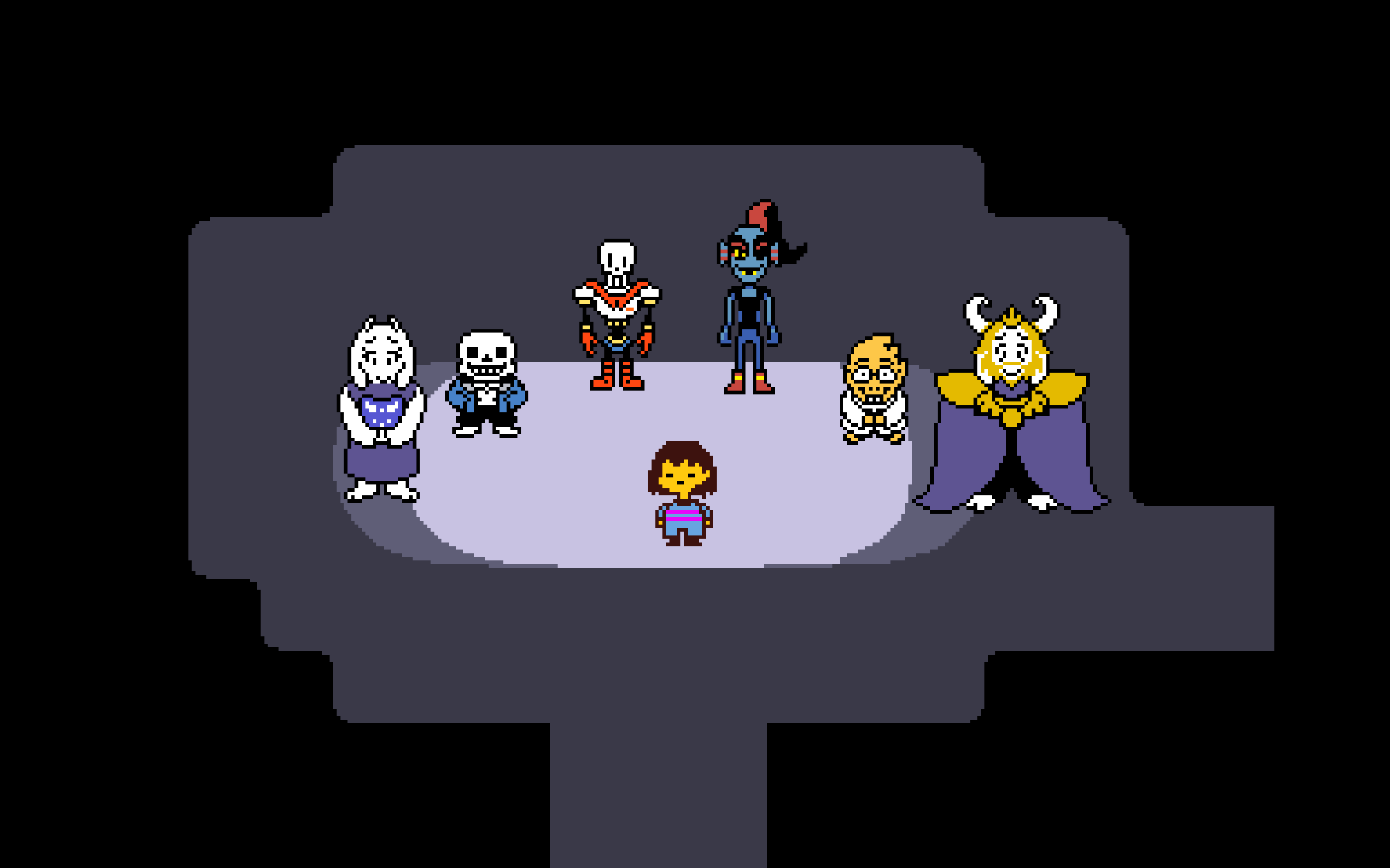 Steam Community :: Guide :: Undertale: 100% Completion Guide
