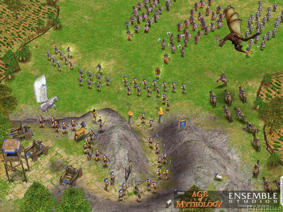 Steam Community :: Guide :: Age of Mythology; a Broad Overview for Newbies