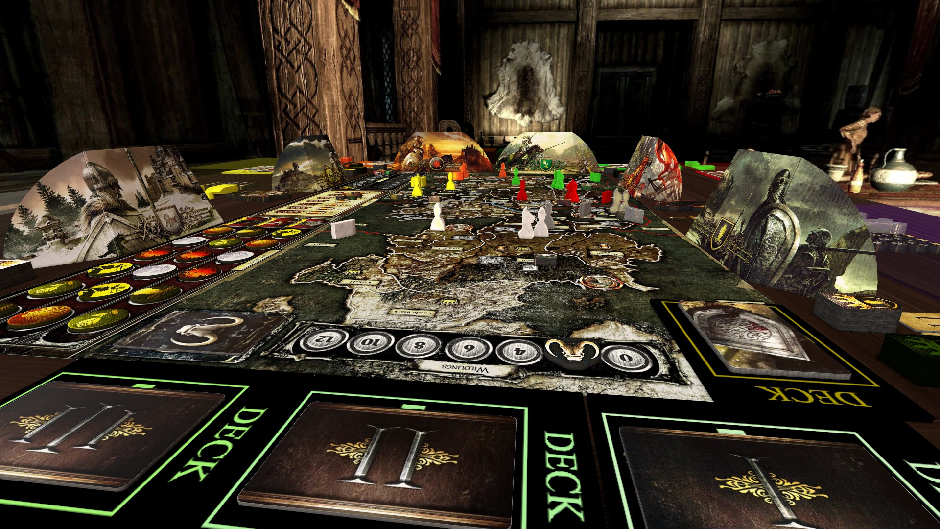 Steam Workshop A Game Of Thrones The Board Game 2nd Ed Master Edition