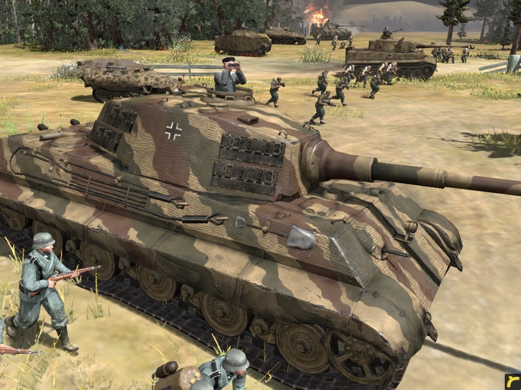 Steam Community Kingtiger And German Forces