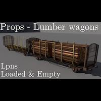 Steam Workshop :: Train Transport - Assets and props