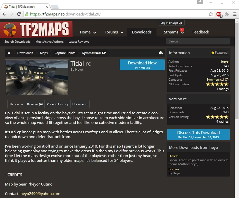 To maps tf2 how download