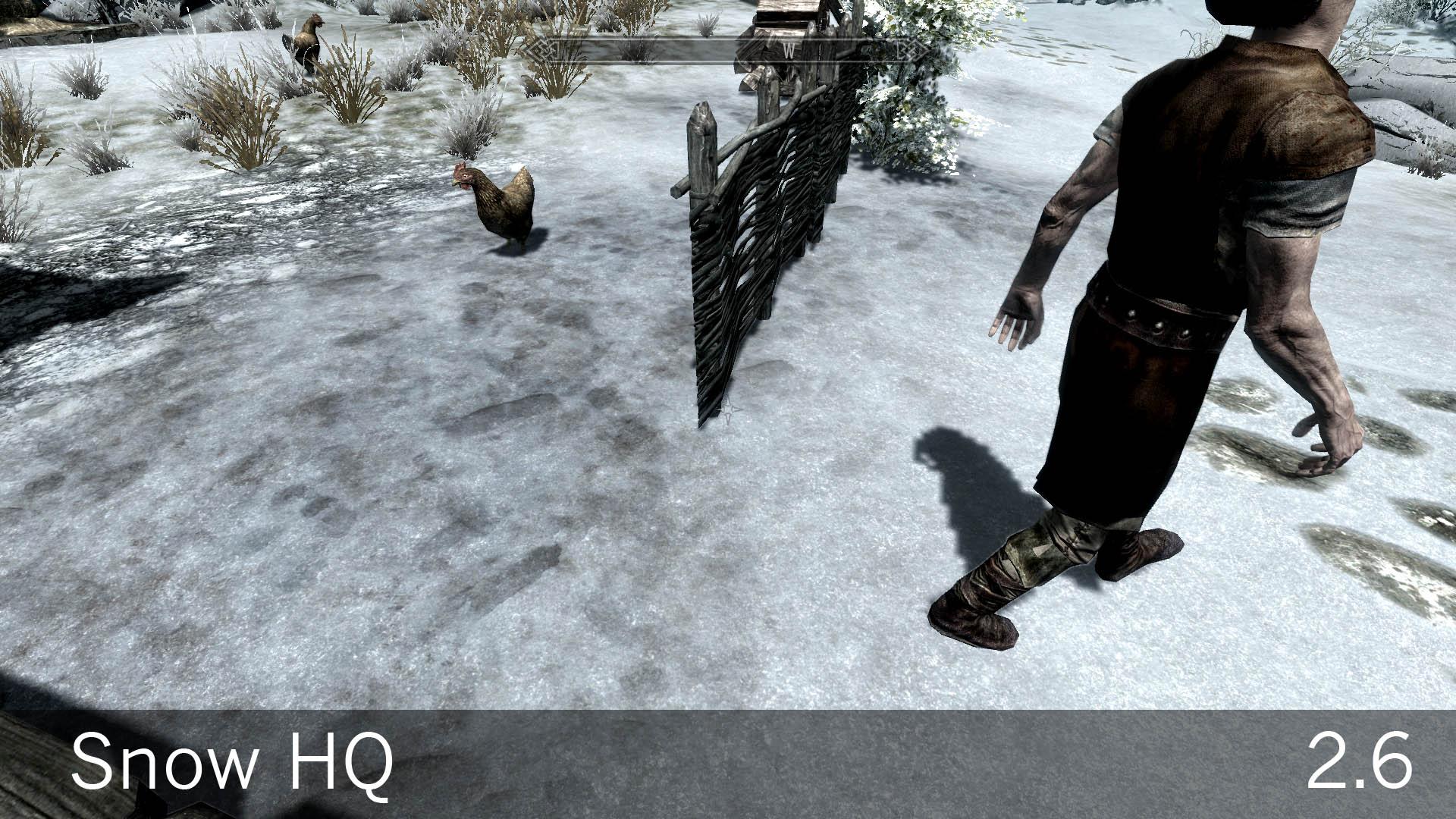 Steam Workshop :: HQ snow texture