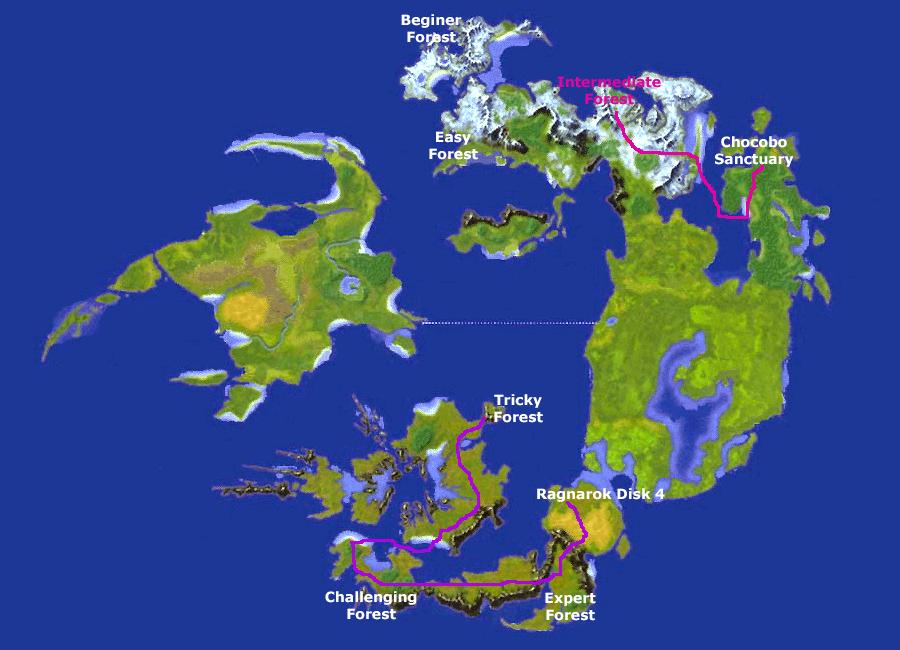 请问有最终幻想8的诸神黄昏的图片?_百度知道 |Ragnarok Ff8 Map