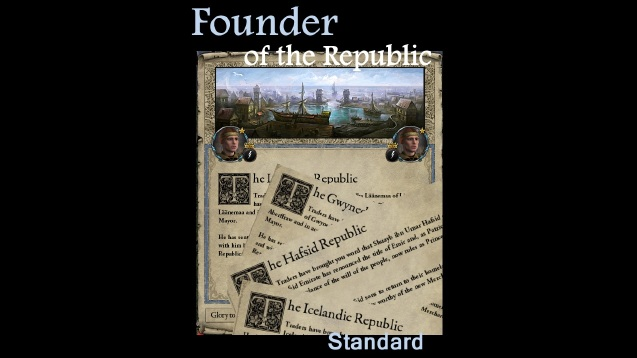 Founder of the Republic - Standard - Skymods