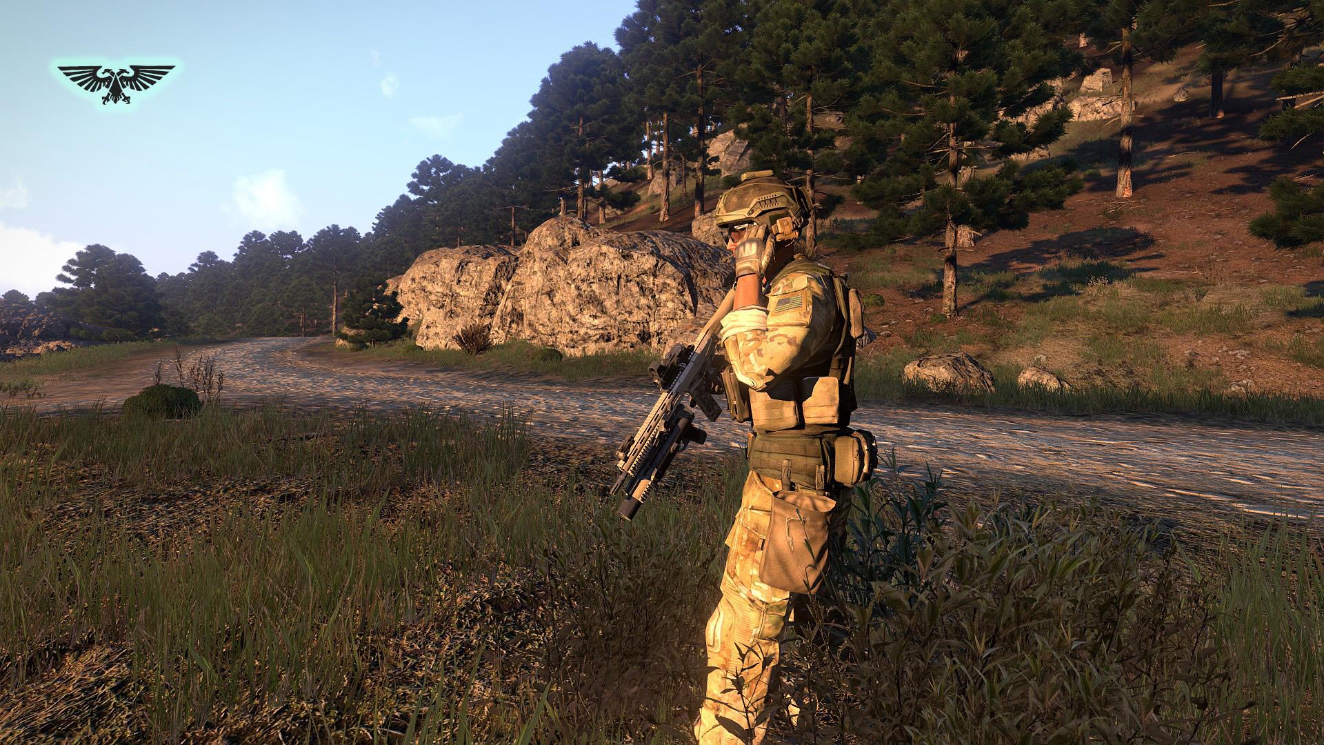 Steam Workshop :: SGA Military Rp