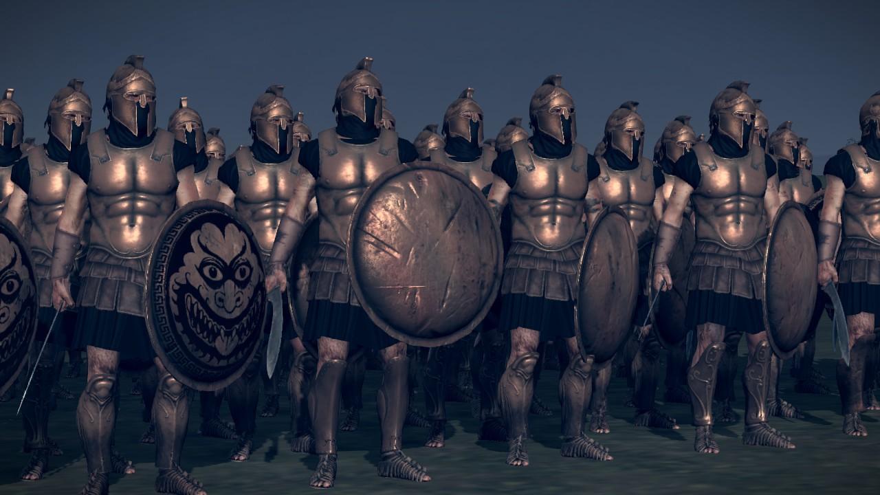 Black Harbingers Of Ares