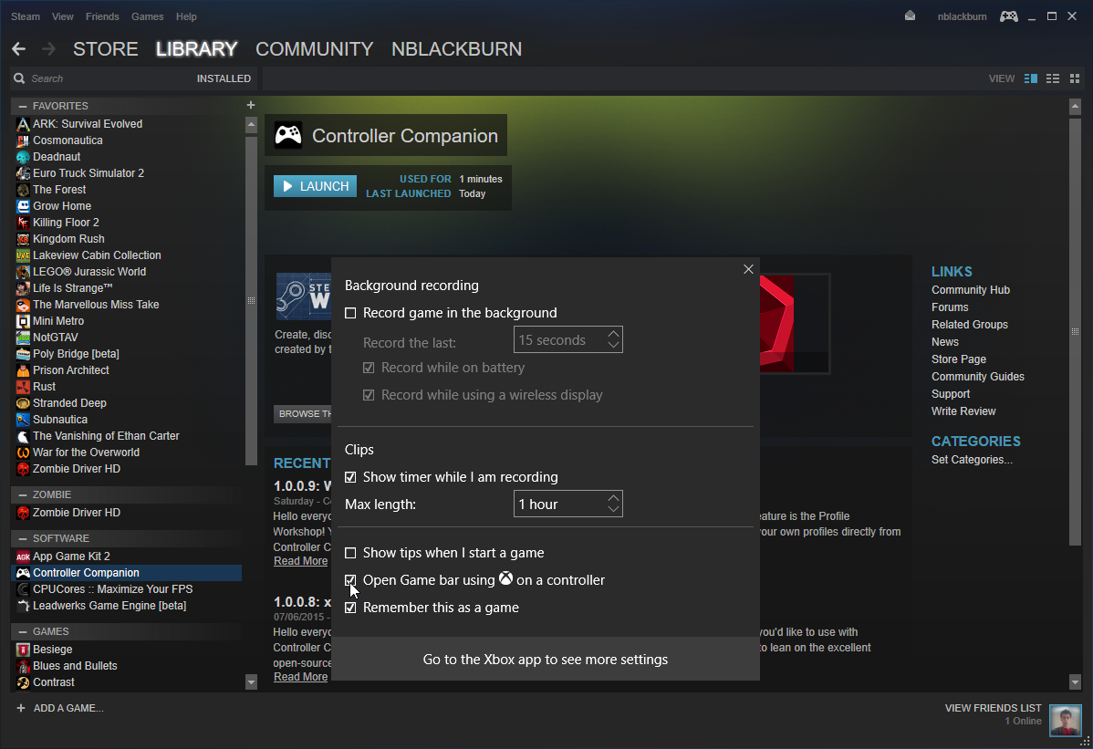 Steam Community :: Guide :: Windows 10 - Returning the guide