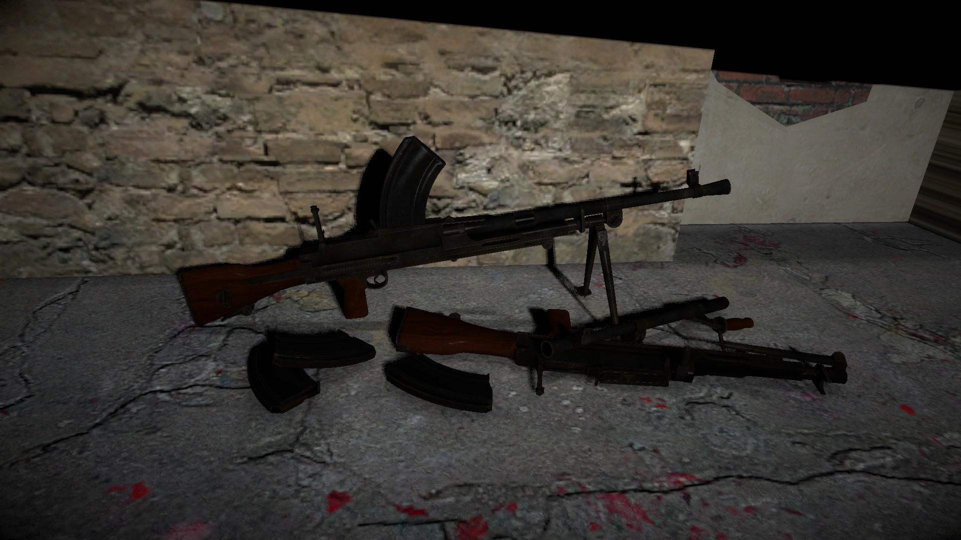 Steam Workshop :: Bren Mk III Light Machine-Gun