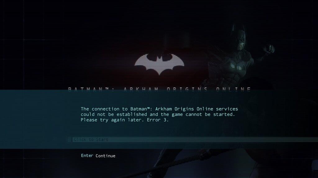 support wbgames com arkham origins